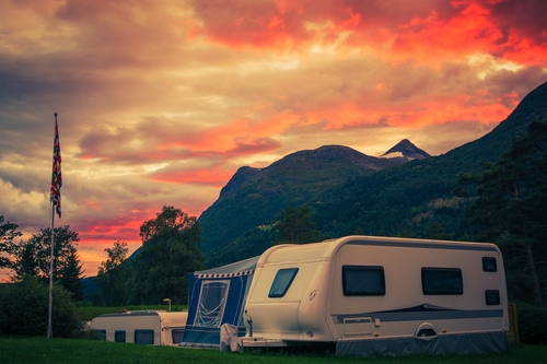 Campgrounds That Rent Campers